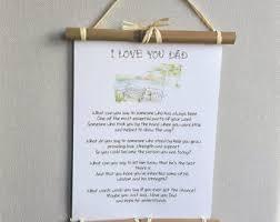 custom poem print etsy