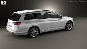 volkswagen passat r line rims 360 view of volkswagen passat b8 sedan r line 2015 3d model