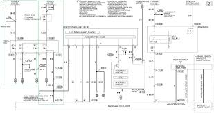 mitsubishi lancer head unit wiring diagram mitsubishi wiring