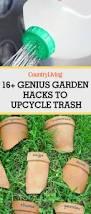 16 Genius Garden Hacks That Turn Trash Into Treasure How To