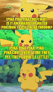 Funny Pikachu Memes - bad pun pikachu the rise of the puns has begun pokémon know