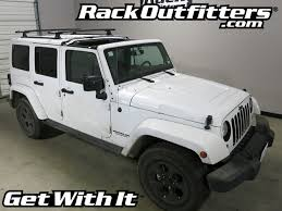 grey jeep wrangler 4 door jeep wrangler 4 door rhino rack track mount rlt600 vortex black roof