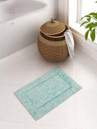 Cotton Bath Rugs Mint Bath Rug Roselawnlutheran