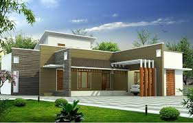 Modern single floor house design in 1200 sq ft homezonline