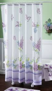 Purple Bathroom Curtains Purple And Lime Green Shower Curtain Contemporary 44 Best Curtains