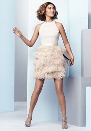 best 25 feather skirt ideas on pinterest feather dress white