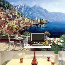 compare prices on 3d wall murals wallpaper nature online shopping love sea natural scenery murals house 3d wall photo mural wallpaper for living room background 3d