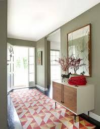 flur teppich flur einrichten kleine teppiche nebeneinander verlegen wohnen