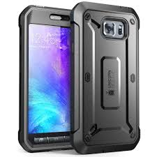 Galaxy Rugged Galaxy S6 Active Unicorn Beetle Pro Full Body Rugged Holster Case