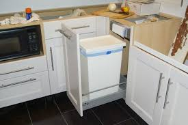 Kitchen Cabinet Pull Out Baskets Riveting Base Cabinet Pull Out Baskets For Trash Bin Kitchen