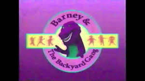 100 barney and the backyard gang wiki barney and friends at
