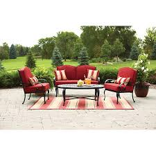 Replacement Cushions For Better Homes And Gardens Patio Furniture Better Homes Gardens 4 Outdoor Furniture Bhg Patio Sets