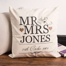 50th wedding anniversary gift ideas for parents 9 best personalised cushions images on personalised