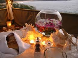 water glasses on table setting dining room enjoyable outdoor dining table setting with romantic