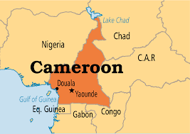 map of cameroon cameroon operation