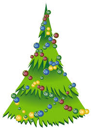 christmas simple tree png clipart clip art library