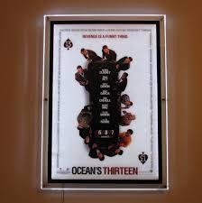 lighted movie poster frame led lighted movie poster frames in advertising lights from lights