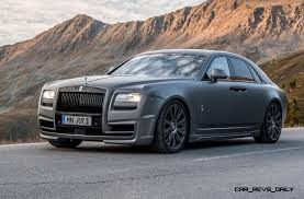 roll royce future car introducing novitec spofec for the rolls royce ghost more style