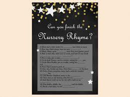 twinkle twinkle baby shower theme chalkboard twinkle twinkle baby shower pack magical printable