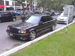 mercedes 190e amg for sale mercedes 190e 2 3 8valve motoring malaysia