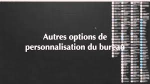 personnalisation du bureau personnaliser bureau mac