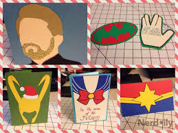 send nerdmas cheer with handmade cards nerd ily