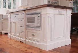 custom kitchen island ideas kitchen islands with microwave kitchen design ideas