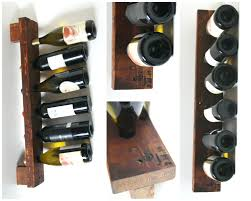articles with wall mounted wine rack wooden tag wall mounted wine