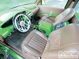Dodge Dakota Truck Parts And Accessories - 1993 dodge dakota the mutant mini truckin u0027 magazine