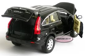 diecast honda crv 1 32 honda crv car die cast model with light sound pull back car