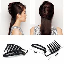 bun clip plastic bun hair clip plastic bun hair clip suppliers and