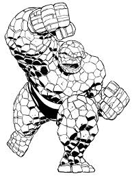 marvel heores coloring pages for kids coloringstar