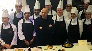 cours de cuisine picardie des cours de cuisine avec thierry marx pour retrouver un emploi