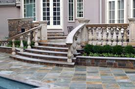 Villa Stairs Design Remarkable Landscape Stairs Design With Villa Outdoor Stairs