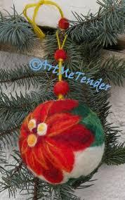 diy styrofoam ornament this adorable needle