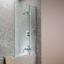 matki hinged bath screen uk bathrooms