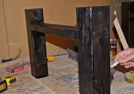 wood slab coffee table diy diy simple wood slab coffee table remodelaholic bloglovin