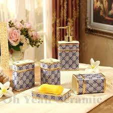 Porcelain Bathroom Accessories Sets Awesome Ivory Bathroom Accessories Bath Accessories Ivory Bathroom
