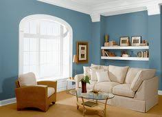 i love this color from behr i found coney island using my