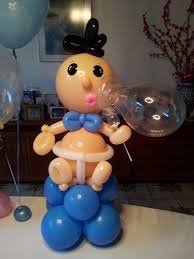 baby shower baby balloon bouquet balloon bouquets