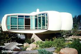 image of house house of the future at yesterland