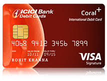 debt cards the gemstone collection icici bank debit cards