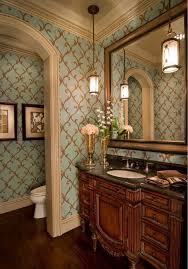 wallpaper bathroom designs 25 best powder rooms ideas on powder room half bath
