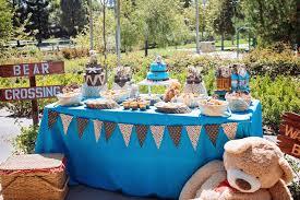 teddy baby shower theme kara s party ideas teddy picnic baby shower