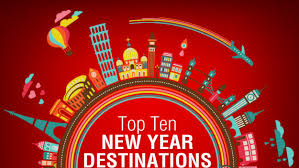 10 memorable places in the world to celebrate new year