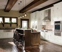 quarter sawn oak cabinets quartersawn oak cabinets in rustic kitchen decora