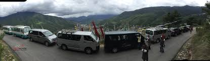 land rover darjeeling vehicle for tourists in bhutan windhorse tours
