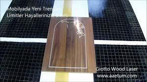 giotto wood mobilya laseri
