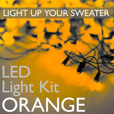 Light Up Halloween Tree by Light Up Your Ugly Christmas Or Halloween Sweater With Battery