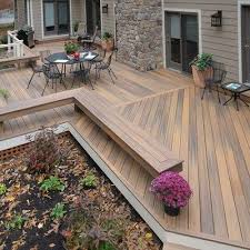 Wooden Decks And Patios Best 25 Ground Level Deck Ideas On Pinterest Floating Deck Diy